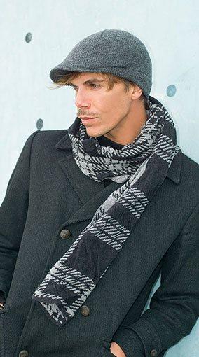 cappelli e sciarpe uomo